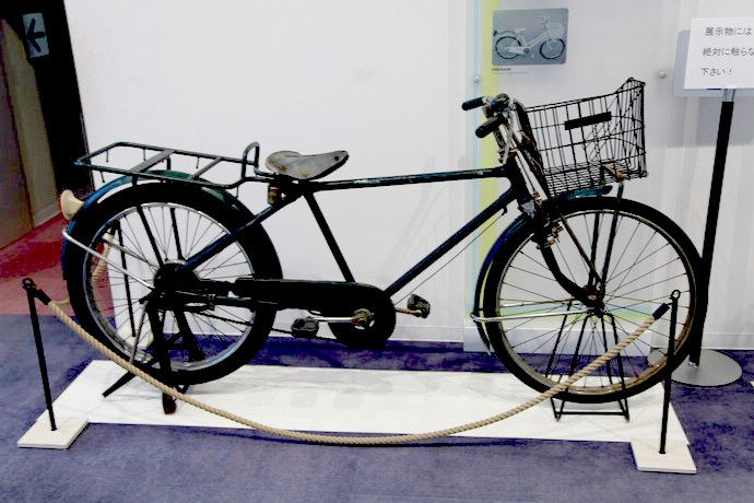 the elongated bicycle