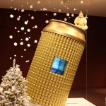 the-giant-beer-jar-model-is-all-made-of-a-lot-of-small-beer-jar
