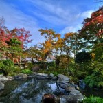 hakone the most beautiful hot spring township in Japan